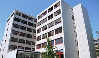 revitalisierten Bürogebäude Mannheim