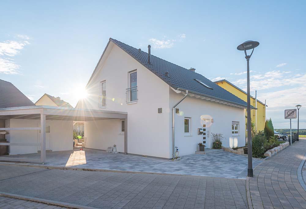 Haus Wohnimmobilie