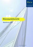 Büromarktbericht Mannheim